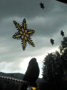 Bezukhov & the storm clouds